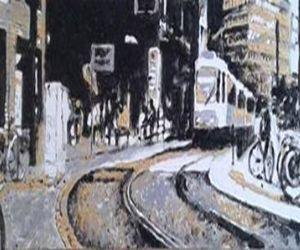 L'esposizione, a cura di Antonella Campilongo, propone attraverso le opere dell'artista Sante Muro, il tema del viaggio