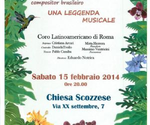 Concerti - Heitor Villa-Lobos, una leggenda musicale