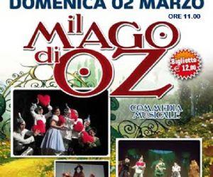 Spettacoli - Il Mago di Oz al Teatro Sistina