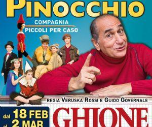 Spettacoli - Pinocchio