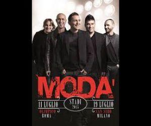 Concerti - Modà Stadi 2014