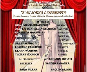 Spettacoli - E' di scena l'operetta