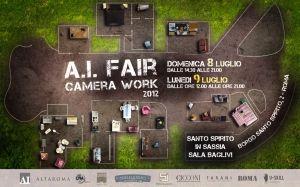 Altri eventi - A.I. FAIR, LA FIERA DELLA VANITÀ ARTIGIANA DI NUOVO A ROMA