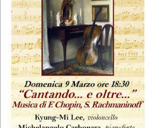 Concerti - Cantando...e oltre...