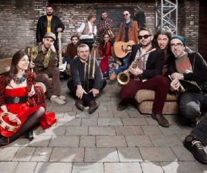 Locali - Med Free Orkestra in concerto al Circolo degli Artisti