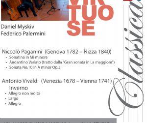 Concerti - Concerto del Duo Myskiv-Palermini