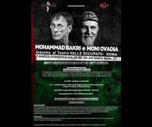 Spettacoli - Cinema e Poesia dalla Palestina
