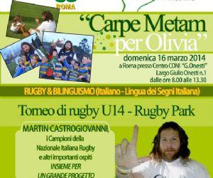 Rassegne - Torneo U14 Carpe Metam Per Olivia