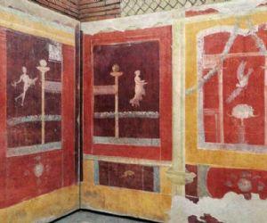 Visite guidate - Le case dipinte di Ostia Antica