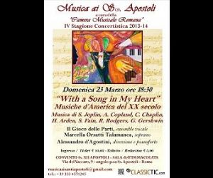 Concerti - With a Song in My Heart