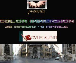 Mostre - Color Immersion