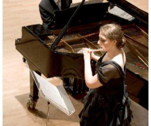 Concerti - Concerto di Ginevra Petrucci e Bruno Canino