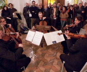 Concerti - Stabat Mater  di L. Boccherini e Une Larme di G. Rossini