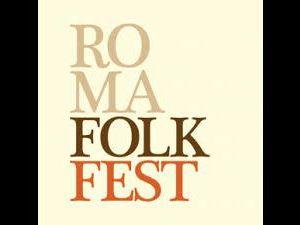 Festival - Roma Folk Fest 2014