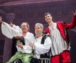 Spettacoli - Tutto Shakespeare in 90 minuti