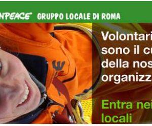 Attività - Riunione nuovi volontari Greenpeace Roma