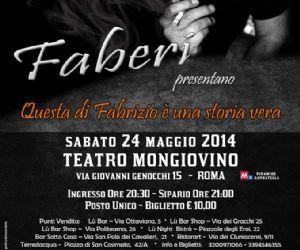 Concerti - Questa di Fabrizio è una storia vera