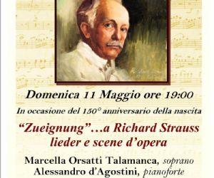 Concerti - Zueignung … a Richard Strauss lieder e scene d'opera