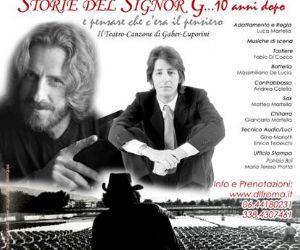 Al Teatro Italia Luca Martella e la sua Band