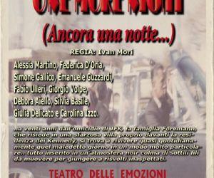 Spettacoli - One more night