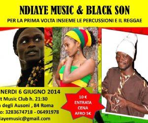Concerti - Ndiaye Music & Black Son in concerto