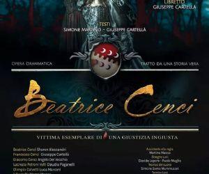 Spettacoli - Beatrice Cenci