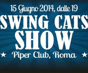 Spettacoli - Swing Cats Show