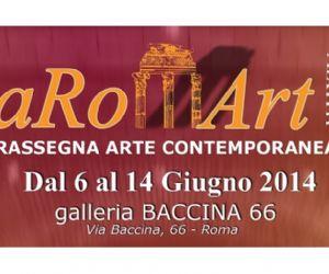 Mostre - Rassegna arte contemporanea  aRomArt 2014
