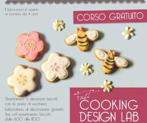 Altri eventi - Fast cooking design lab per bambini