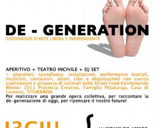 Spettacoli - De - Generation