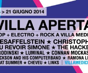 Festival - Villa Aperta
