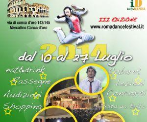 Festival - Roma Dance Festival