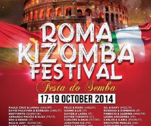 Festival - Roma Kizomba Festival