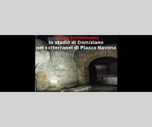 Visite guidate - I sotterranei di Piazza Navona in notturna: lo Stadio di Domiziano