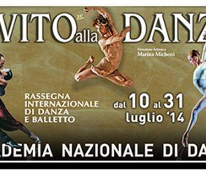 Rassegne - Rassegna Internazionale di danza e balletto