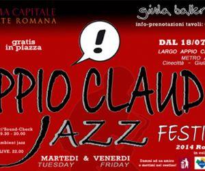 Locali - Appio Claudio Jazz Festival - Estate Romana