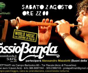 Concerti - Sossio Banda in versione acustica