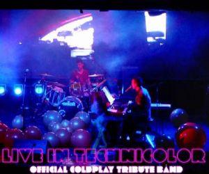 Concerti - Live in Technicolor Tribute Band Coldplay a Roma