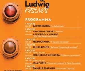 Spettacoli - Festival Teatrale Ludwig 2014 - VII edizione