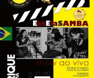 Omaggio ai maestri e interpreti di Samba