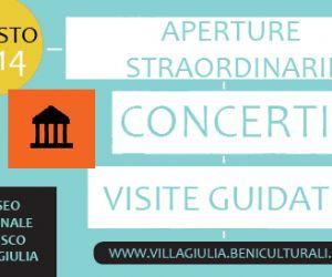 Serate - Venerdì al Museo Etrusco di Villa Giulia
