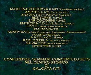 Festival - Calcatronica 2014
