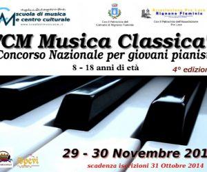 Bandi e concorsi - CM musica classica - 4 edizione