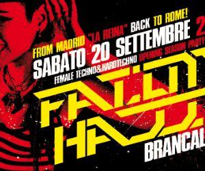 Concerti - FATIMA HAJJI @ Brancaleone Club