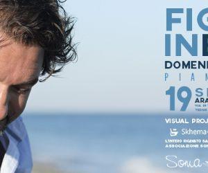 """Concerti - Domenico Codispoti in """"Figure in blue"""" - Piano solo"""