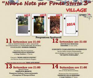 Festival - Nuove Note per Ponte Storto