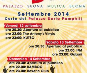 Festival - BalDoria Festival 2014