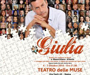 Spettacoli - Giulia, quello che vogliono le donne