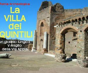 Visite guidate - La Villa dei Quintili