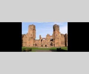 Visite guidate - Le Terme di Caracalla. Visita a uno dei più grandiosi complessi termali dell'antica Roma.